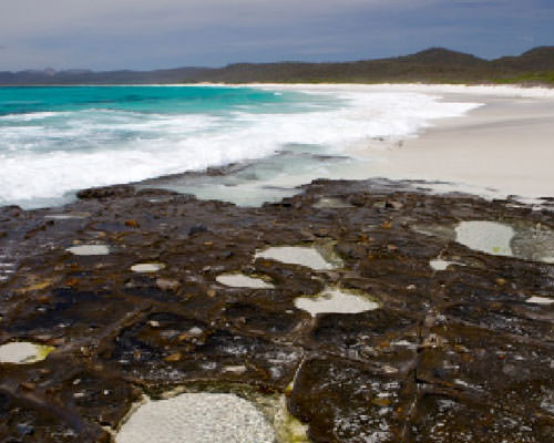 Bicheno Tasmania, Cod Rock Point