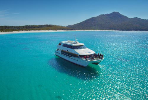 wineglass bay cruises